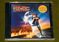 Back To The Future Ost Cd *Rare* Mca Records Usa Didx Press Limited New Sealed
