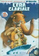 L' Era Glaciale Edizione Speciale Da Brivido 2X Dvd Ottimo