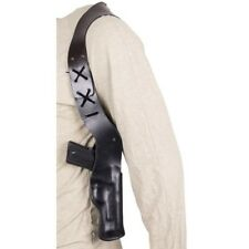 French Police Leather Shoulder Holster