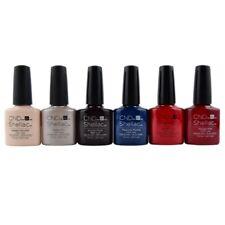 CND Shellac - Pick Your Colour - E-L - Top, Base Coat, DURAFORCE, XPRESS5