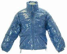 Steve Madden Duck Down Women's Blue Jacket Coat L New