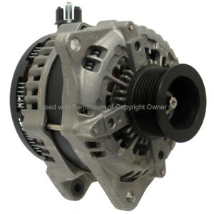 Remanufactured Alternator  Quality-Built  10127
