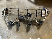"""Mission Ballistic Bow Package - 50-70lbs. - 28"""" Draw Length *USED*"""