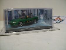"Jaguar XKR ""007"" Die another day, Grün, 2002, Universal-Hobbies 1:43, OVP"