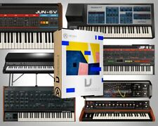 Arturia V Collection + FX Bundle 8 STANDALONE VSTi VSTi3 Windows Macintosh
