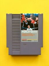 Mike Tyson PUNCH OUT Boxing NES Spiel 80 NINTENDO Punchout PT Neu o OVP Cib BOX