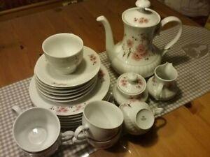 Kaffee-Service für 6 Personen, Vintage