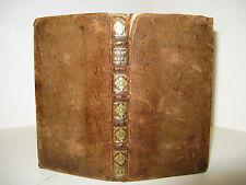 BOILEAU HABITS HOMMES D'EGLISE & VIE CIVILE 1704 EO CLERGE Rarissime CURIOSITE