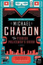 The Yiddish Policemen's Union by Michael Chabon (Paperback), Like new, free post