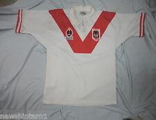 #GG. ST GEORGE ILLAWARRA   RUGBY LEAGUE SUPPORTER'S  JERSEY