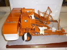 A Franklin Mint B20A114,  Allis Chalmers All crop Harvester, boxed, paperwork