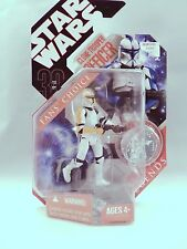 2007 Hasbro Star Wars Saga Legends Clone Trooper Officer Fan's Choice Yellow