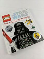 LEGO Star Wars: The Visual Dictionary.(2009) | Like new, includes minifig