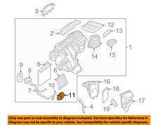 MERCEDES OEM 12-15 ML350 3.5L-V6 Evaporator Heater-Actuator 1669060008