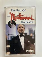The Best Of The Mantovani Orchestra Vol. 1 - S-4511-4 - Cassette