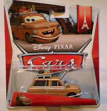 CARS 2 - LUBEWIG - Mattel Disney Pixar