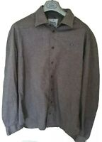 Mens MAN by VIVIENNE WESTWOOD krall long sleeve shirt size 50/large. RRP £260.