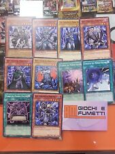 LOTTO 10 CARTE MONDO OSCURO  in Italiano ORIGINALI  YUGIOH! AFFARE!