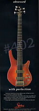 More details for status bass guitar advert - 1997 status advertisement