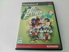 Dance Dance Revolution Extreme PS2 sony PLAYSTATION 2 Konami Ntsc-J