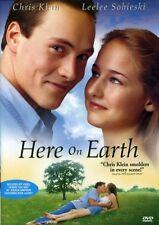 Here on Earth [New DVD] Sensormatic