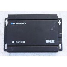 Blaupunkt D-Fire 01 amplifier