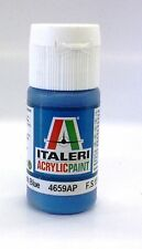 Italeri Acrylic Paint 20ml Gloss French Blue #4659ap