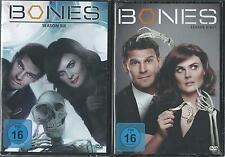Bones - Staffel - Season 6 - 8 - Neu & OVP 6 7 8 - DVD