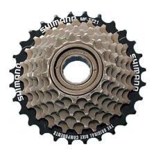 SHIMANO TRASERO BICICLETA Freewheel 7 Velocidad engranajes BICI 14 28 Dentada