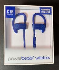 Beats by Dr Dre Powerbeats 3 Wireless Earphone [ Neighborhood Break BLUE ] NEW