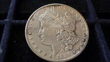 1886 MORGAN SILVER DOLLAR IN VERY FINE  CONDITION C-18-17