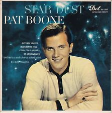 "Pat Boone ""Star Dust"" Dot EP 1069 ""Blueberry Hill""""St. Louis Blues"" NM Condition"