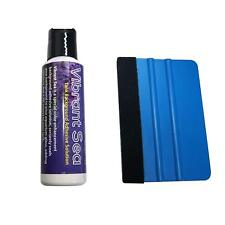 Vepotek Vibrant Sea Mounting Glue Solution For Aquarium Background W/Squeegee