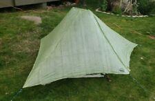 SIX MOON DESIGNS Skyscape X 1P Tent Cuben Fiber Ultralight Tent Dual Entry DCF