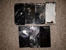 7x verschiedene Smartphones Sony Motorola Google-unvollständig/Ersatzteile/Restposten/Konvolut