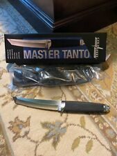Cold Steel Knife MASTER TANTO New