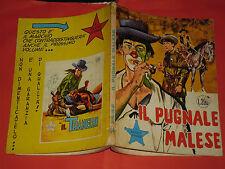 PICCOLO RANGER N° 14- ORIGINALE 1° EDIZIONE -DEL 1965- ALBI DEL  COW BOY- RARO