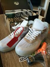 bac44a432b5d6 The 10 : Off-White x Nike Air Force 1 Low Uk7.5 Og