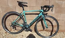 Bianchi Intenso Road Bike, 53cm - Full Carbon, Made in Italy - No Reserve