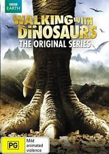 Walking With Dinosaurs - The Original Series : NEW DVD