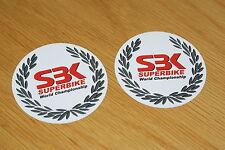 Superbike Stickers (pair)