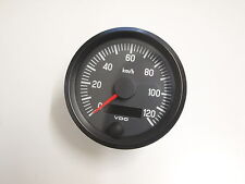 VDO international Tachometer Tacho 80mm bis 120 Km/h