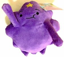 NEW! Adventure Time with Finn and Jake! Lumpy Space Princess! Plush! Super RARE!