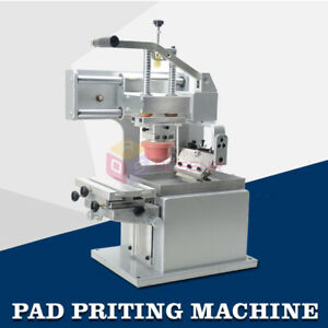 Pad Printing Printer Press Machine Pen Ball Label PVC Cup DIY Gift Logo Transfer