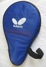 Butterfly Ping Pong paddle table tennis racket bat case/bag/cover, USA/Canada