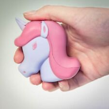 PINK MYSTICAL UNICORN STRESS BALL ANGER RELIEF FOR GIRLS NOVELTY GIFT