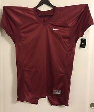 Nike Red Shirt Game Uniform Football Jersey New Mens Sz Xxl