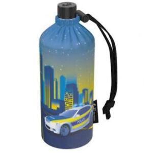 Emil die Flasche Glasflasche 0,6 Liter Polizei Thermosflasche