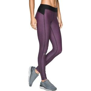 Under Armour Womens Compression Fitness Running Athletic Leggings BHFO 1272