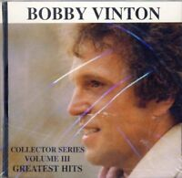 BOBBY VINTON - Collector Series Vol 3 - Greatest Hits - 11 TRACK MUSIC CD - H135